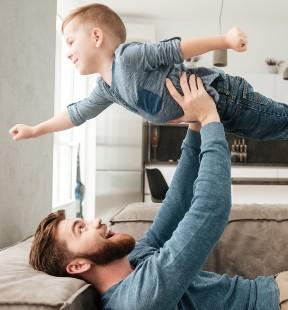 012. Как создать доверительные отношения с ребенком?